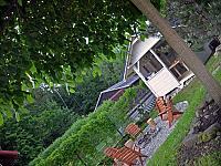 Plac zabaw z domkiem z huśtawkami Szczyrk